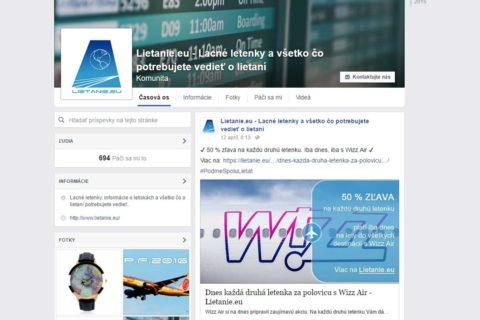 Profil pre Lietanie.eu